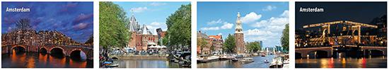 postkarten Amsterdam
