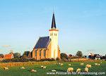 Kerkje Den Hoorn - Texel