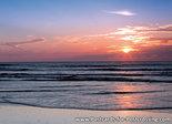 ansichtkaart zonsondergang Texel, postcardsunset Texel, Postkarte Sonnenuntergang Texel