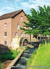 Graanmolen van Eijsden, PostcardCereal mill from Eijsden, Postkarte Getreidemühle von Eijsden
