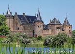 ansichtkaart Muiderslot in Muiden, postcardcastle Muiderslot Muiden, Postkarte Schloss Muiderslot Muiden