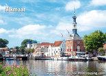 AnsichtkaartAccijnstoren in Alkmaar