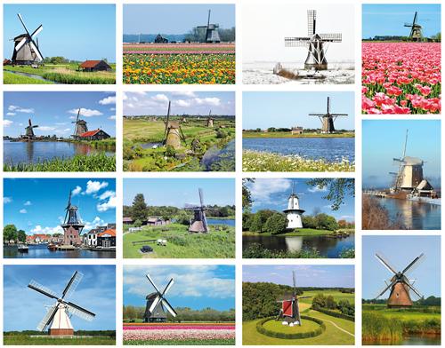 Mühle Postkarten Set