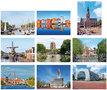 Steden kaartenset - City postcard set - Städte Postkarten Set